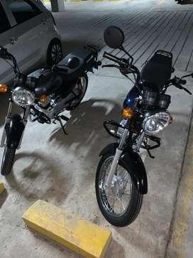 Alquiler motos nuevas