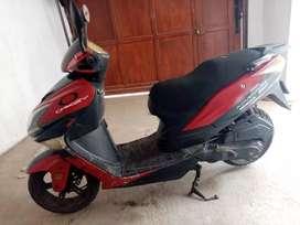 Vendo moto scooter 150