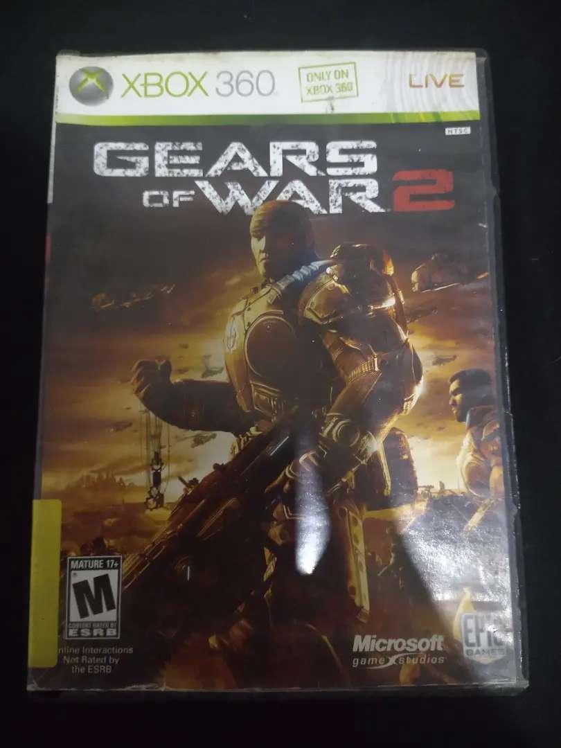 Gears of war 2 original