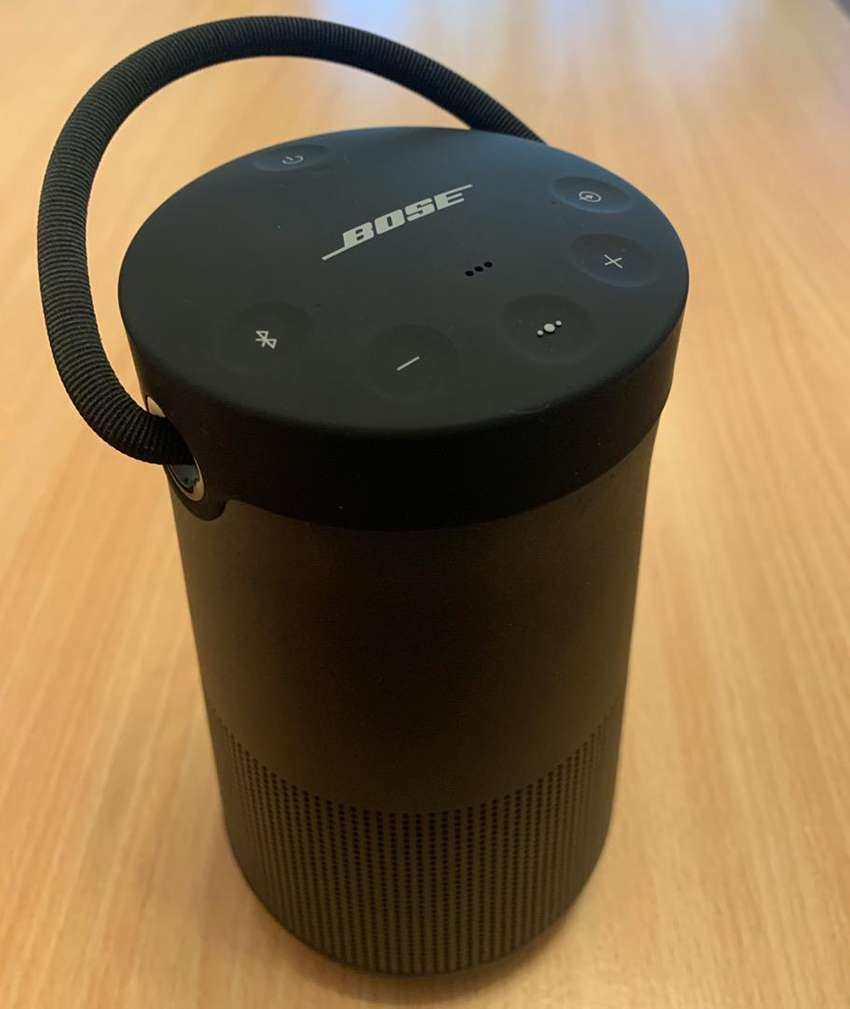 Bose Soundlink Revolve Plus - c/base - IMPECABLE 0