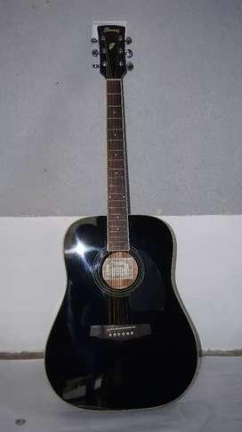Guitarra Acústica Ibanez PF15-BK