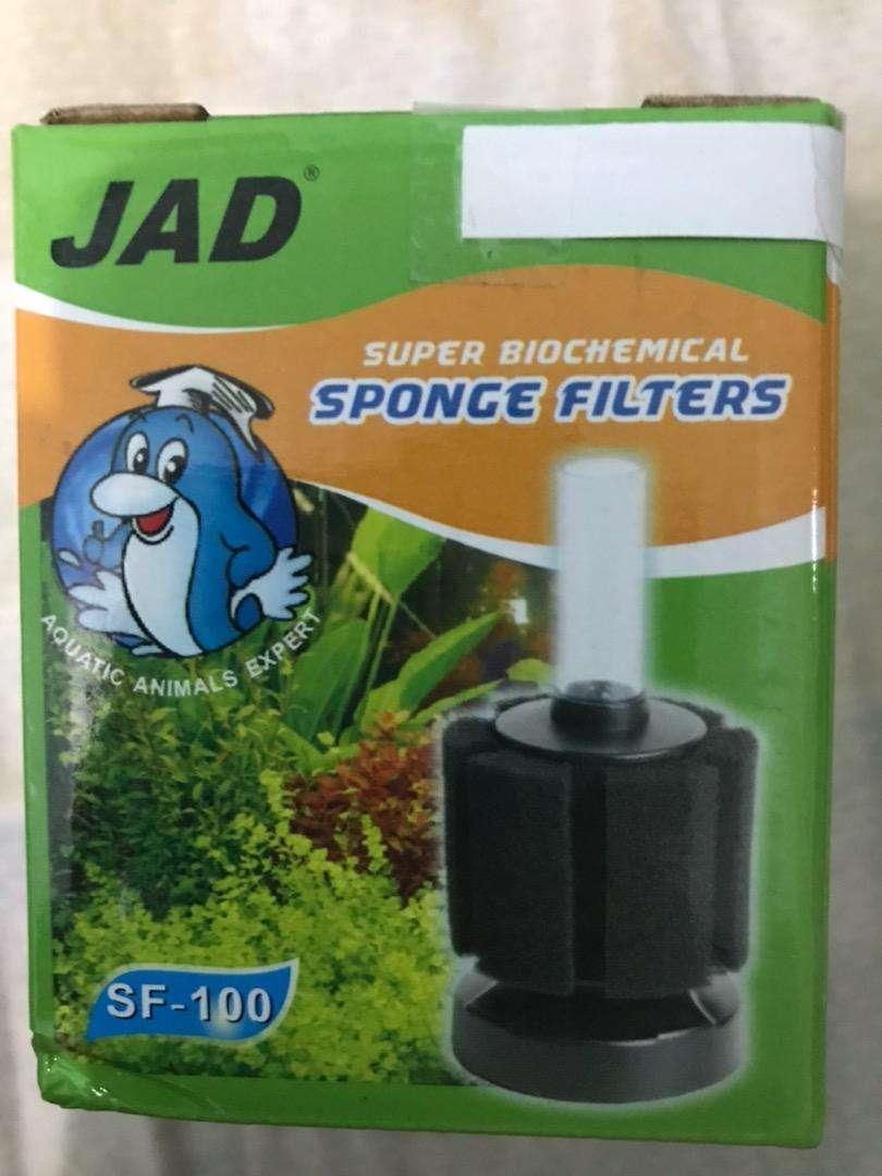 Filtro de esponja para acuario 0