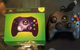 Vendo controles nuevos  xbox clasico