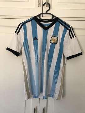 Camiseta De Argentina Mundial 2014