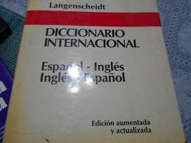 Liquido!!!Diccionario Internacional EspañolIngles/InglésEspañol