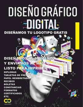 DISEÑO GRÁFICO DE TARJETAS PERSONALES, PAPEL MEMBRETADO, FORMATOS, DIPLOMAS, CONSTANCIAS, CERTIFICADOS, ETC.