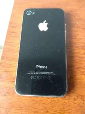 iPhone 4s Negro