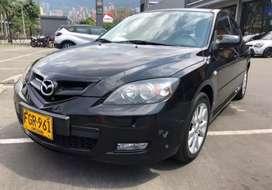 Se vende espectacular Mazda 3 modelo 2008 con solo 57.800 kilómetros, si con ese kilometraje original, Cómo nuevo!