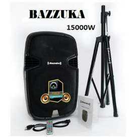 Parlante Bazzuka de 15000w