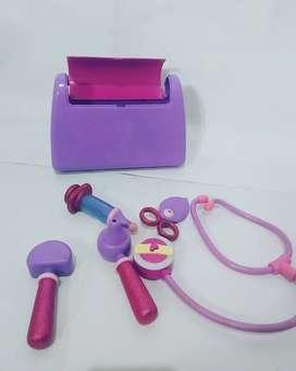 Set doctora juguetes