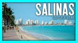 Salinas en temporada