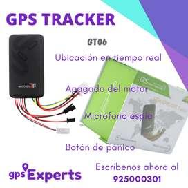 GPS GT-06 para Motos y Autos