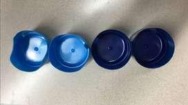 Tapa tapón para botellón de agua 20lt