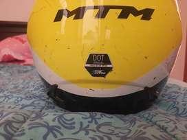 Casco para motocicleta MTM
