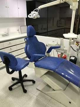 Consultorio odontologico equipado chico