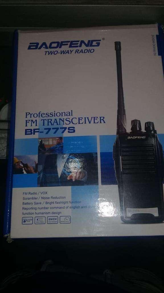 Radios transmisor walkie 0