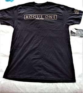 Camiseta Bisex Star Wars Rogue One Talla L  Original