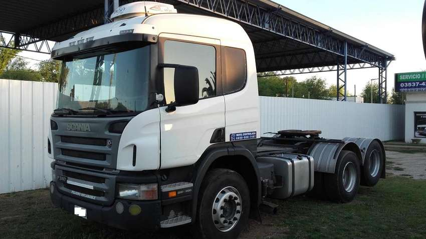 SCANIA 340 2009 6x2 IMPECABLE!!! 0