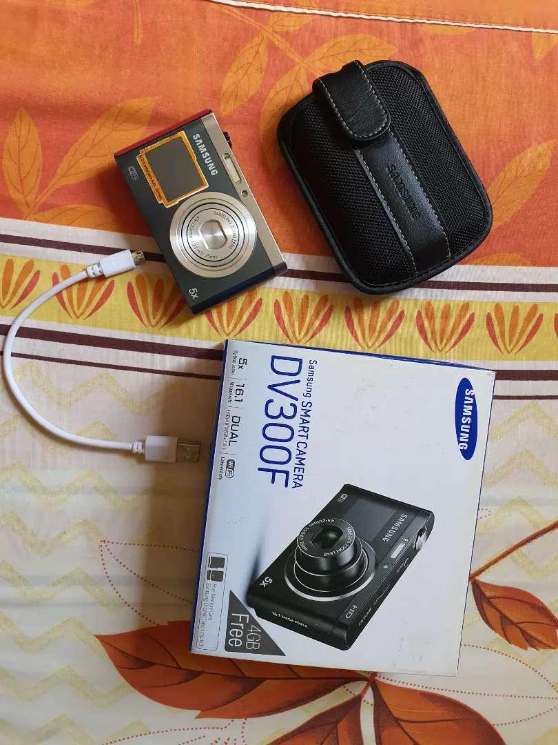 Samsung smart camera dv300f 0
