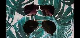 Lote x2 lentes gafas anteojos de sol - un regalo!