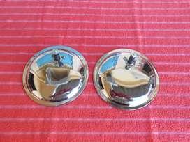 Espejos Cromados Chevrolet Apache/C10
