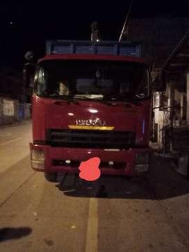 Vendo camion isuzu bien conservado