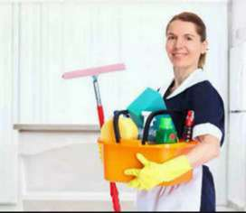 Buscando empleo de empleada doméstica interna