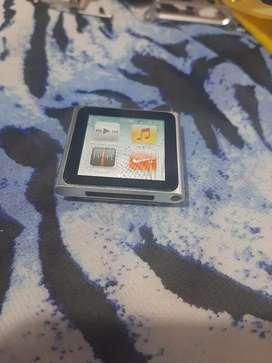 Ipod nano sexta generación 10/10