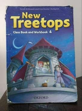 *New Treetops, Class Book and Workbook 4* Oxford University Press - Universidad de Oxford