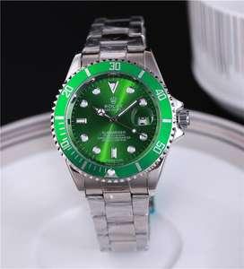 Reloj Rolex Submarine Date Verde