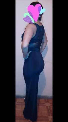 Vestido de Fiesta Lycra de Seda