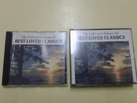 THE COLLECTORS LIBRARY OF BESTLOVED CLASSICS 5 CD MUSICA CLASICA