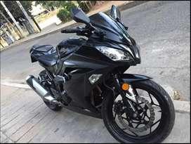 Vendo Ninja 300 Kawasaki
