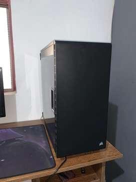 Pc galer r5 3600 gtx 1060 3gb con monitor