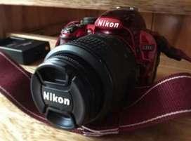 Vendo O Cambio Nikon D3100 por Celular