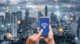 Internet de alta velocidad ilimitado,1 mes gratis