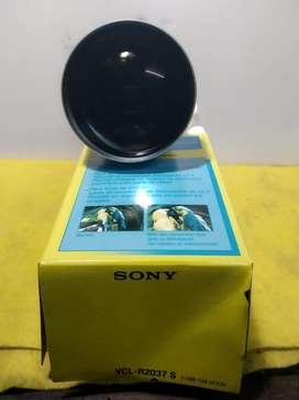 Lente Tele-conversión Sony