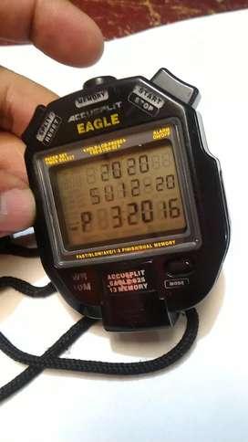 Cronómetro EAGLE 625 13 memory usado original