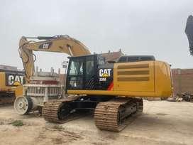 Excavadora CAT 336EL del 2012 Importado