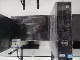 Oferta computadores dell intel cire i3 ghz 3.30 con monitor 19