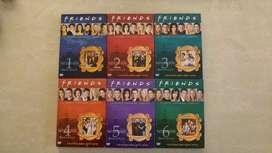Temporadas Friends Serie Completa Originales Dvd De Regalo