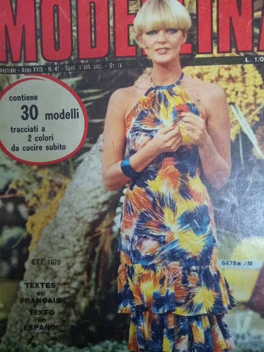Revista Modelo  actuales modelos de ropa