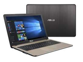 Notebook Asus core i7 8GB SSD 256GB win 10 Pro