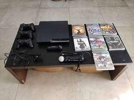 VENDO PS3 PlayStation3 Slim 320GB