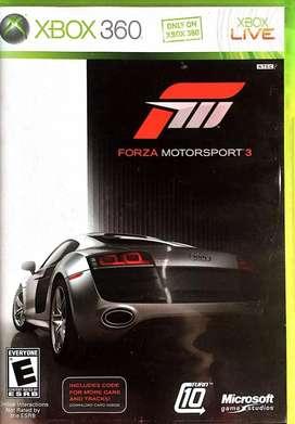 Juego Forza 3 Xbox 360