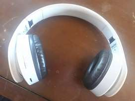 Vendo auriculares blotu y radio