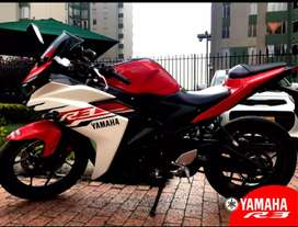 Vendo Yamaha R3 2016