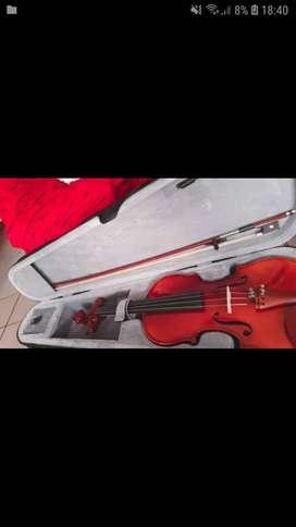 Violin Starsun 4/4 Con Estuche Semirigido