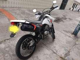 Moto yamaha XTZ 2017