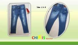 Pantalones Jeans para  Niño talla
